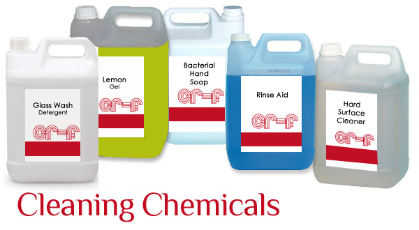 Caterrefit Cleaning Chemicals